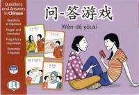 Фото книги Games: [A2-B1] Questions and Answers In Chinese [HSK 3]