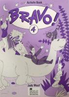 Фото книги MACMILLAN. Bravo! 4. Activity Book