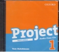 Project 1 Third Edition: Class CDs(2)