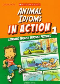 Animal Idioms in Action 1: Learning english through pictures