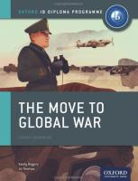Фото книги Oxford IB Diploma Programme: The Move to Global War Course Companion