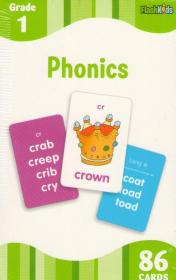 Phonics. Flashcards (86 cards)
