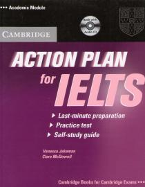 Action Plan for IELTS+Audio CD