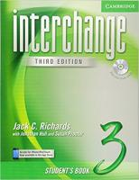 Interchange (3rd Edition) 3 Student's Book with Audio CD