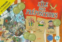 Games. L'ile aux Prepositions