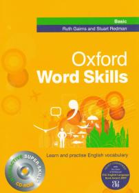 Oxford Word Skills. Basic:Student's Book+CD-ROM