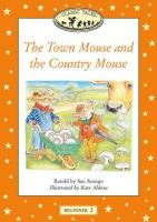 Classic Tales, Beginner 2: The Town Mouse and the Country Mouse Big Book
