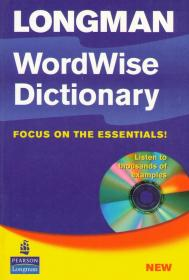 WordWise Dictionary+CD-ROM