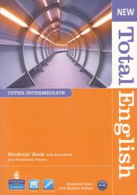 Total English New Upper-Intermediate:Student's Book with ActiveBook+DVD