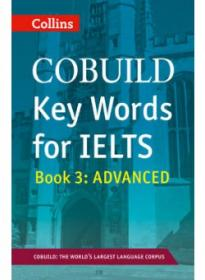 Cobuild Key Words for IELTS Book 3 Advanced